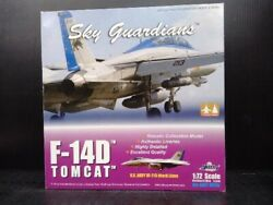 Current Products Witty Wings Wtw-72009005 F-14d Tomcat U.s.navy Vf-213