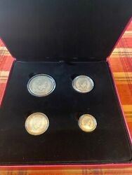 2018 Canada Colonial Currency Atlantic Provinces Set Fine Silver With Box Jr95