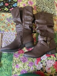 Dream Paris Boots Size 9 New With Out Tags