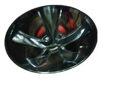 20 Inch Foose Rims 5x114.3 Black And Chrome 3 Piece With Tires