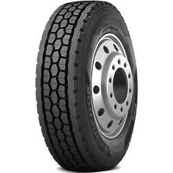 4 Tires Hankook Dl11 285/75r24.5 Load G 14 Ply Drive Commercial