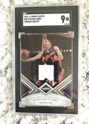 2010-11 Stephen Curry Panini Limited Sgc 9 /199