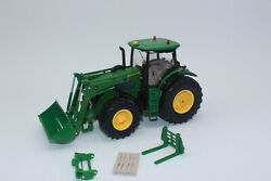 Siku 6795 John Deere 7310r + Front Loader Control 13 2 New In Boxed Bluetooth