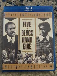 Five On The Black Hand Side Oop Blu Ray Olive Films Oscar Williams Like New