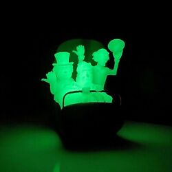 Haunted Mansion Hitchhiking Ghosts-doom Buggy Glow In The Dark Home Decoration