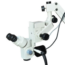 Wall Mount Dental Surgical Microscope 5 Step With Total Hd Cameratvset Freeship