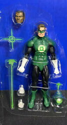 Nycc 2019 Comic Con Neca 7 Green Lantern Action Figure Complete From 2 Pack