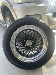 4 Gta/gnx Wheels 16x8 And 4 245/50r16 Sumic Gt50a Tires Center Caps And Lug Nuts
