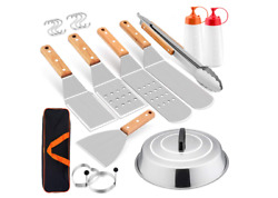 Blackstone Grill Accessories Kit 12 Pcs Griddle Barbecue Tools Set Bbq Outdoor