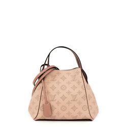 Louis Vuitton Hina Pm In Pink Leather
