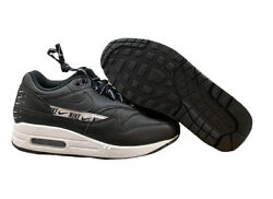 Nike Air Max 1 Se Overbranding And039black Whiteand039 881101-005 Womens Size 5.5 No Box