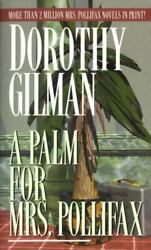 A Palm for Mrs. Pollifax Mass Market Paperback Gilman Dorothy
