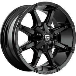 4- 20x9 Gloss Black Coupler 6x135 And 6x5.5 +20 Wheels Trail Blade Mt 35 Tires