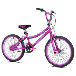 Kent 20 Girlsand039 2 Cool Bmx Bike Satin Purple For Ages 8-12