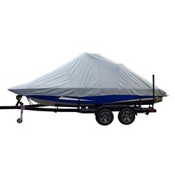Carver Sun-dura Specialty Boat Cover F/ 22.5and039 I/b Tournament