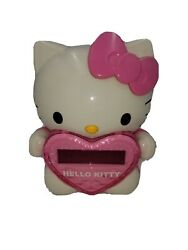 Hello Kitty Wall Projector AM FM Radio And Clock With Alarm