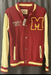Michael Jackson Limited Edition This Is It Thriller Varsity Jacket Size Small