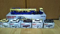 Tomica Limited Vintage Neo Hino He366 Car Transporter