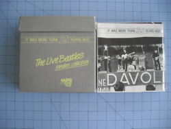 Beatles Box Set 13 Bulldog Records Picture Sleeves Made In Italy 1987 Mint Rare