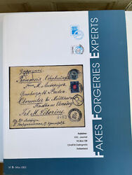 Fakes Forgeries Experts No. 5 May 2002. Content See 2nd + 3rd Picture