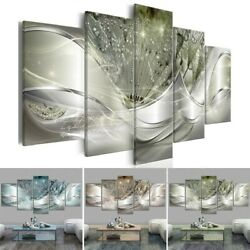 5pcs Art Print Paintings Picture Abstract Flower Home Offices Cafes Wall Decor