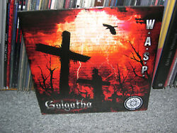 Wasp / W.a.s.p. - Golgotha 1st Press Picture Vinyl 500 Copies New And Sealed