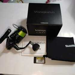 For For Shimano 19 Vanquish C5000hg Of Use Twice.