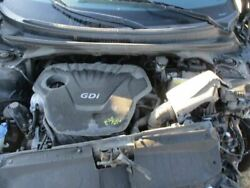 Automatic Transmission Dual Clutch 6 Speed Fits 13-17 Veloster 17790703
