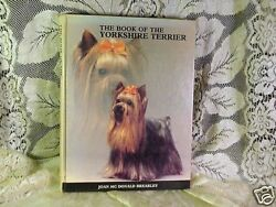Book of the Yorkshire Terrier by Joan Brearley (1984)