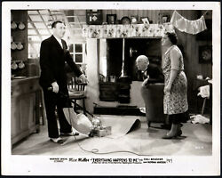 Everything Happens To Me 1938 Max Miller H.f. Maltby 10x8 Lobby Card 1