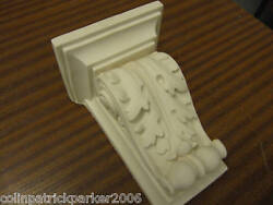 Supercast Ornate Corbel Reusable Latex Mould And Jacket