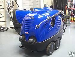 Andpound21 / Week On Lease Mazzoni Ph3025 Hot Steam Cleaner Pressure Washer
