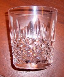 Waterford KENMARE Old Fashion Glass $69.00