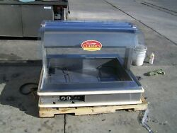 Food Warmer/merch Double Sided H Penny220v. C/top Ciurved 900 Items On E Bay