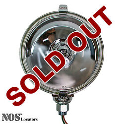 Lucas Slr576 Driving Lamp New With Bulb