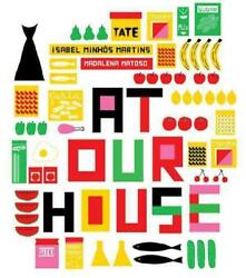 At Our House By Isabel Minhos Martins English Hardcover Book Free Shipping