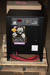 Dlg1b12-540 Douglas Single Phase Automatic Forklift 24 Volt Battery Charger