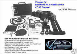 1969 Camaro Air Conditioning  Kit - Vintage Air  Gen IV Electronic Complete