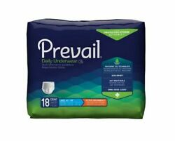 Prevail Daily Underwear Pull-up Disposable Adult Diapers Formerly Extra Case