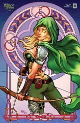 Grimm Fairy Tales Presents Robyn Hood 4 Cs Moore Nice Exclusive Nm+ Or Better