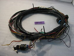 Hdp26-18-14pe-l017 Deutsch 12 Pin Engine Harness With Ignition And Keys