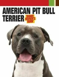 American Pit Bull Terrier (English) Hardcover Book