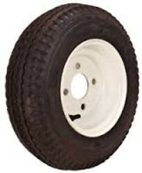 New Loadstar Tires 480-8 B/5h Wh K371 Tire And Rim Painted Tir 30020