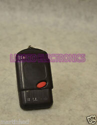 BULLDOG SECURITY 4 Button Remote Key FOB W Sliding Protective Cover