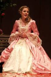Marie Antoinette gown custom made made to measurements choice of color 2-10