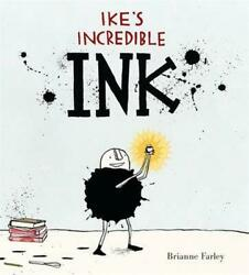 Ikeand039s Incredible Ink By Brianne Farley English Hardcover Book Free Shipping