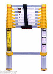 750p Xtend And Climb 8.5' Telescoping Extension Ladder Extend And Brand New