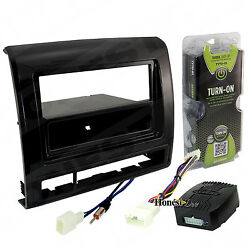 99-8235chg Iso Din Radio Install Dash Kit And Wires For Tacoma W/ Jbl Car Stereo