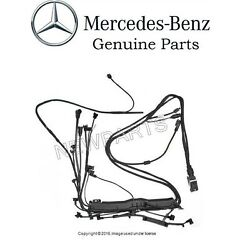 For Mercedes W124 E320 Engine Wiring Harnes-fuel Injection System Genuine