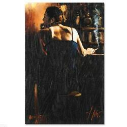 Fabian Perez  Waiting For A Drink Make Offer